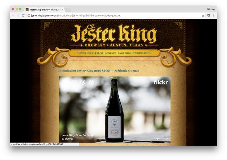 Jester King's Méthode Gueuze Clashes with History's Gatekeepers #beer #craftbeer #party #beerporn #instabeer #beerstagram #beergeek #beergasm #drinklocal #beertography