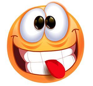 Unhappy Emoticons: Unsure, Gasp, Upset | Facebook Emoticons