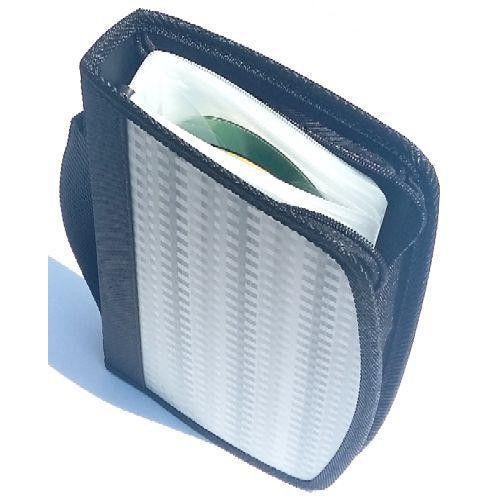CD tartó táska vagy DVD tartó táska 48 darabos Eagle CD48MDS - 990Ft - Hordozható CD tartó táska vagy DVD tartó mappa
