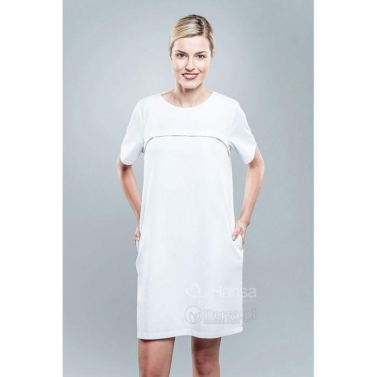 Sukienka Medyczna Hansa 0212 - Dersa