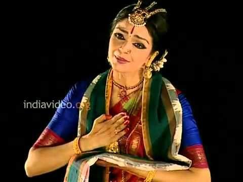 Priye Charusheele Gita Govinda Bharatanatyam Tamilnadu - YouTube