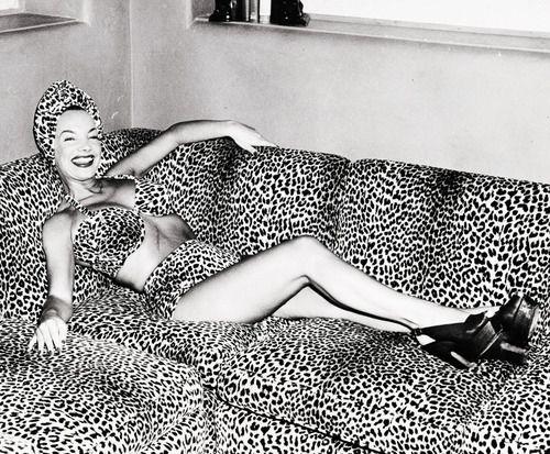 Carmen Miranda, 1947 Carmen Miranda c. 1947