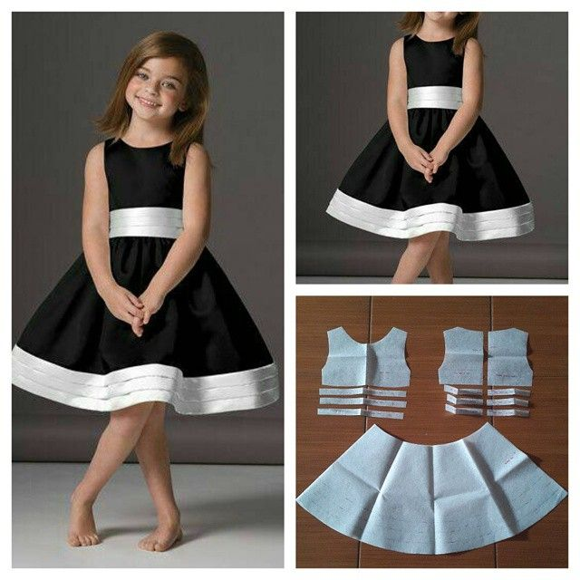Dress with 3 floor of waistband and super flare skirt pattern. Order via line : @modelliste (with @) #modellistepattern #kidsdress #dress #dresspattern #poladress #poladressanak #dressanak #pola #jualpola
