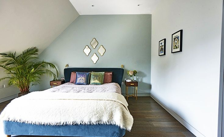 The conversion of Sarah Rossiter and her husband, Ed's, has turned this dated bungalow into a contemporary two-storey home