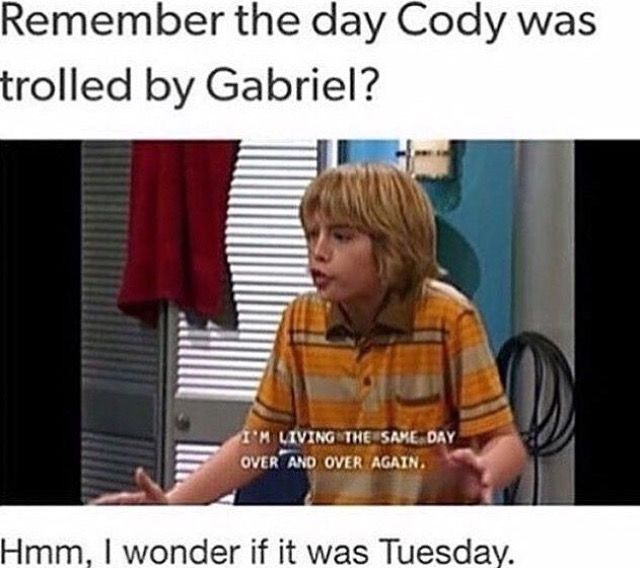 i think that was more closely related to groundhog day. dean even compared it to that when sam tried to explain it to him.