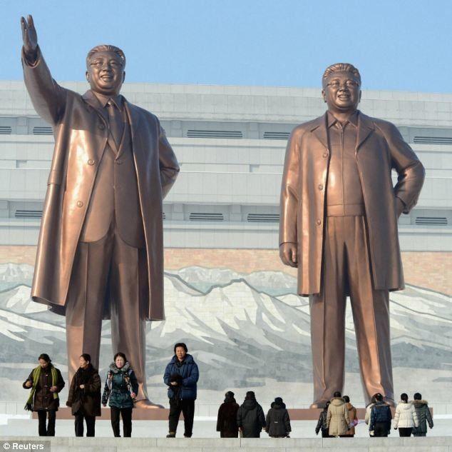 Les plus grandes statues politiques dans le monde