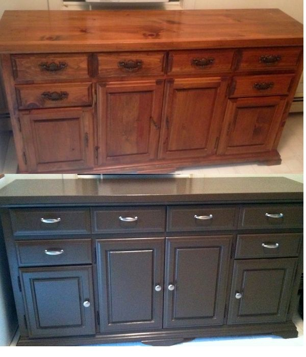 Best Brown Paint For Kitchen Cabinets: Top 105 Ideas About Kitchen On Pinterest