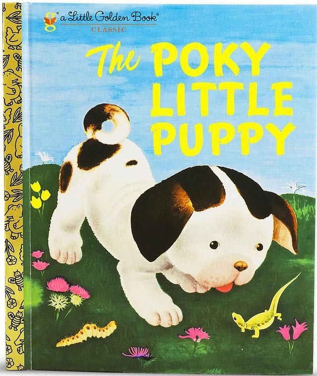 Little Golden Books: A Treasury of Children's Literature