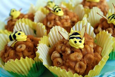 Clutzy Cooking: Peanut Butterscotch Cheerio Clusters