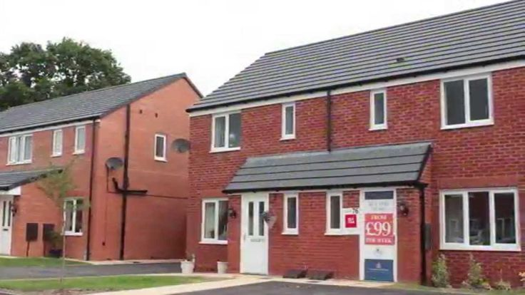 New Homes for sale in Middlewich - Charles Church The Green