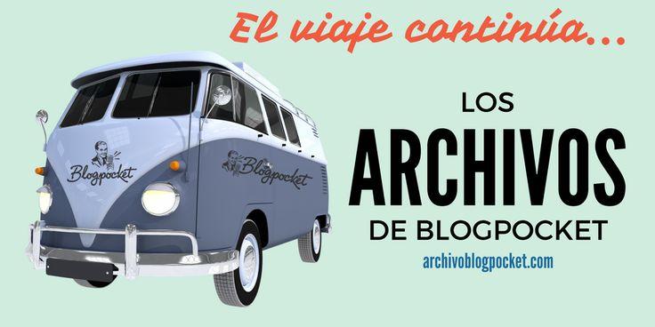 La historia de los blogs en España es casi la de Blogpocket ¿Existe una crónica…