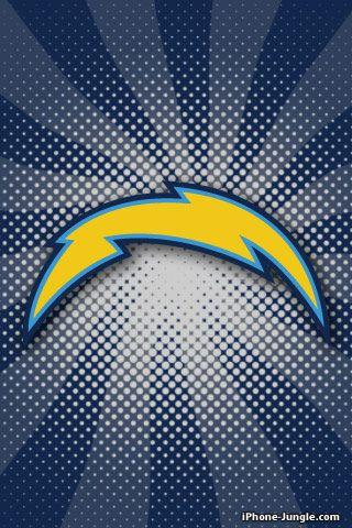 San Diego Chargers. Love watching football games!