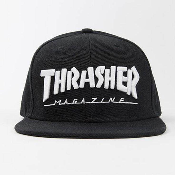 2017 Fashion Hoge Kwaliteit Hiphop Cap Skateboard Basketbal Caps Skate En Vernietigen Thrasher Snapback Caps Mannen Vrouwen