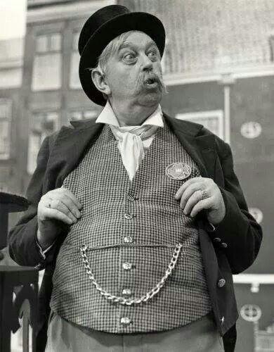 Dikke Deur bij de serie : Pipo de Clown.