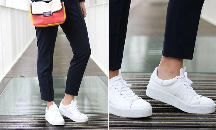 welke schoenen dragen onze bloggers: teddlicious tango creepers