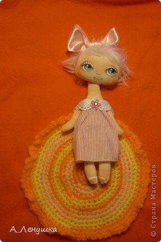 Куклы Мастер-класс Рисование и живопись Как нарисовать глаза текстильной кукле или особенности росписи акриловыми красками Краска фото 12