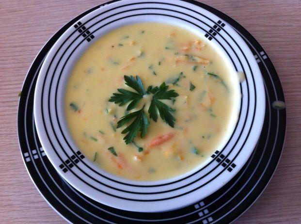 sütlü aşçı çorbası tarifi