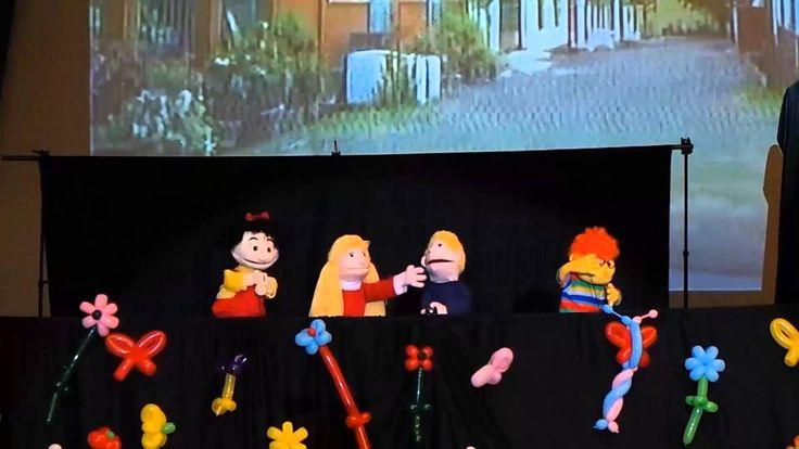 "YES Puppet Ministry GKI Gading Serpong - ""Satu Yang Pasti"""