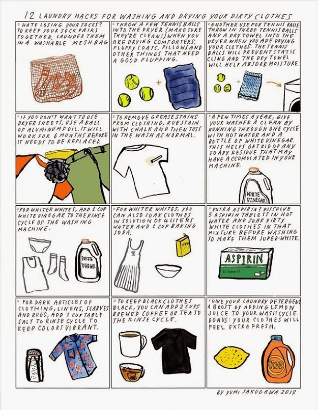 12-laundry-hacks-for-washing-drying-your-dirty-clothes
