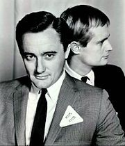 The Man from U.N.C.L.E. - Wikipedia, the free encyclopedia   Robet Vaughn and David MacCullum !