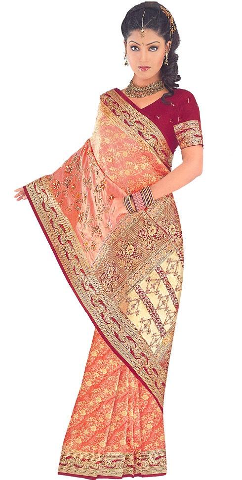 Sari | Sárí (indické oblečení) - Soukromy webik
