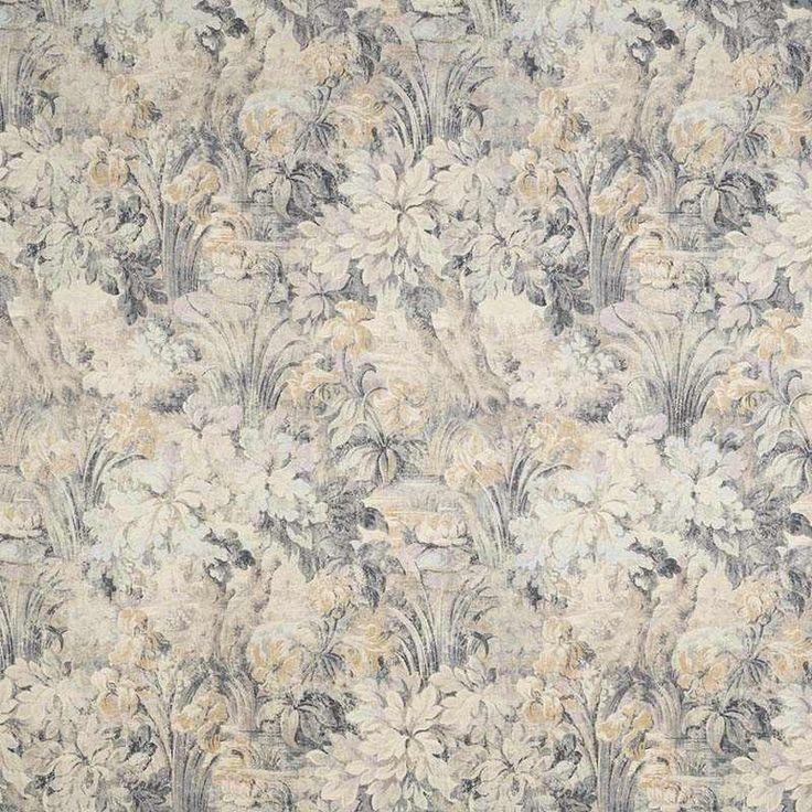 Warwick Fabrics : RAPHAEL, Colour SMALT
