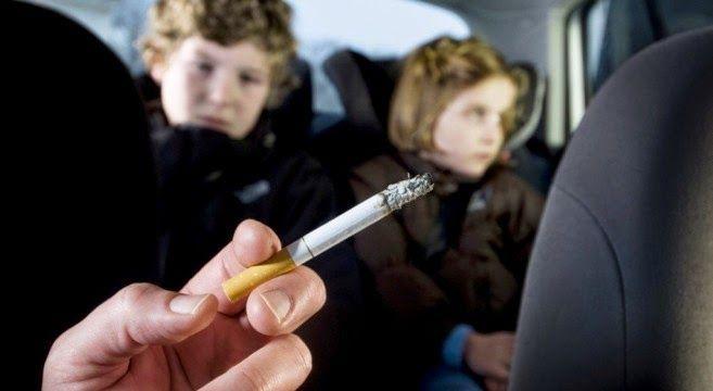 SiciliaHD: VIETATO FUMARE IN MACCHINA. PRESTO ANCHE IN ITALIA...