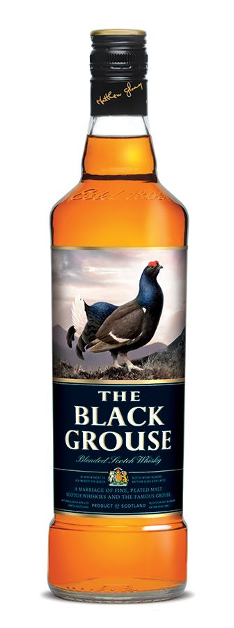 Black Grouse Blended Scotch Whiskey Review