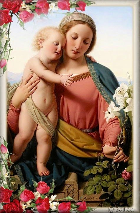 Santa María, Madre de Dios y Madre nuestra: Mirando a María
