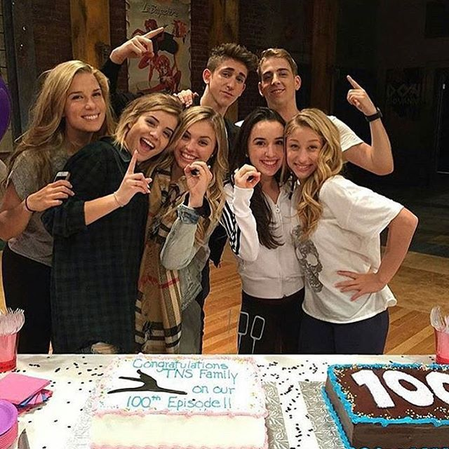 Can't believe we just hit 100 episodes!! #tns