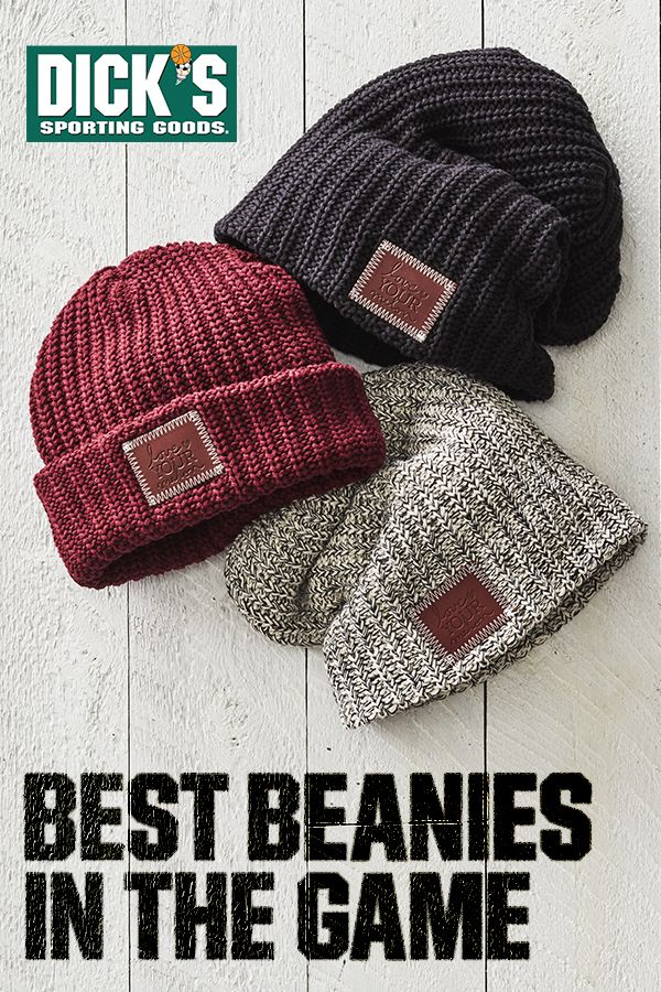 43b544b2c58 Stay warm this winter with the best beanies in the game. Love Your Melon  products support the fight against pediatric cancer. Pick one up in select  DICK S ...