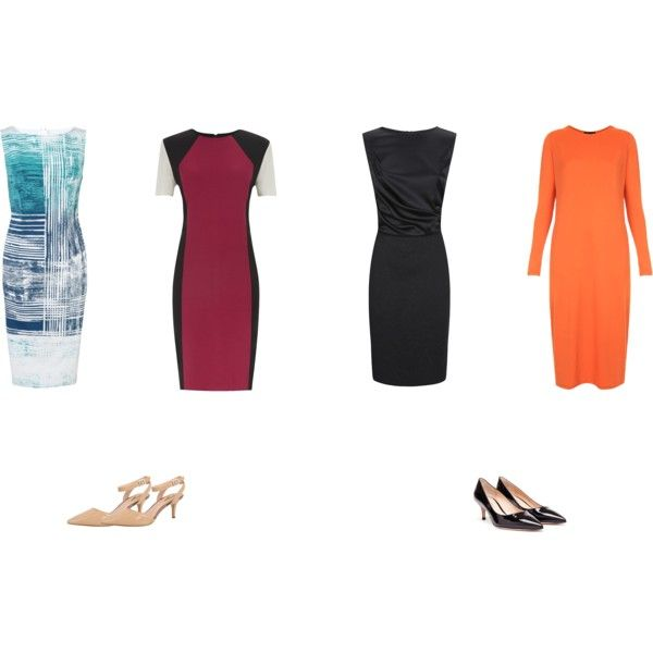 4 date dresses to hide belly fat