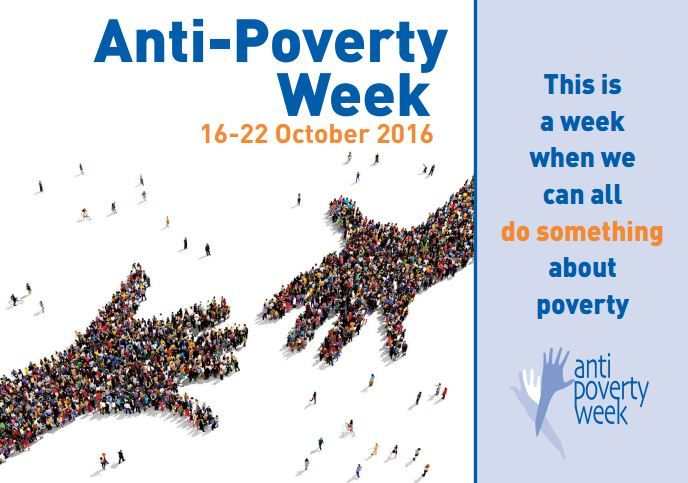 Ecumenical Servce for Anti Poverty Week Thursday 20th October 6.00pm Cathedral of St Stephen, Elizabeth Street Brisbane. All Welcome