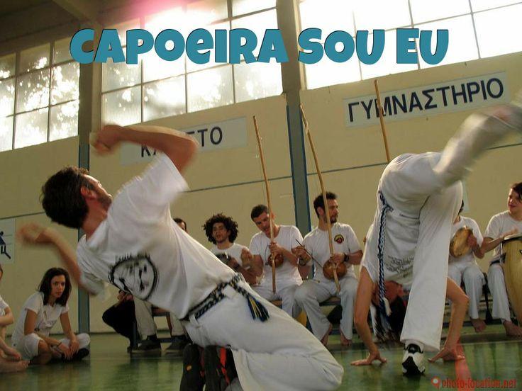 Capoeira Sou Eu in Athens, Greece