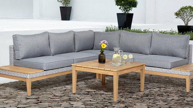 Loungemöbel für Garten und Terrasse – OBI Loungemöbel ...