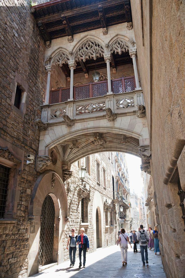 Barrio Gótico (Barcelona), Uno de los barrios más bonitos de España