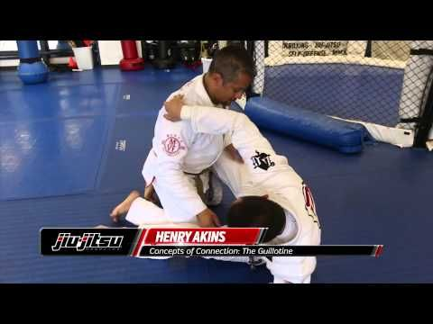 Henry Akins - Closed Guard Keeping Good Posture #1 - YouTube
