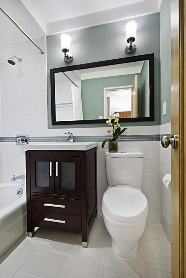 276 best images about home solutions remodeling on for Small bathroom updates