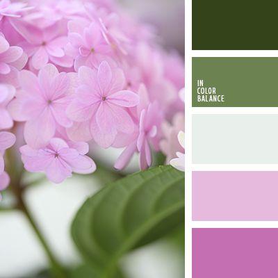 болотный, бордовый, грязно-белый, зеленый, оттенки розового, подбор цвета, серебряный, серый, сиреневый, темно-бордовый, фиолетовый, цвет сирени, цветовое решение для дизайна.