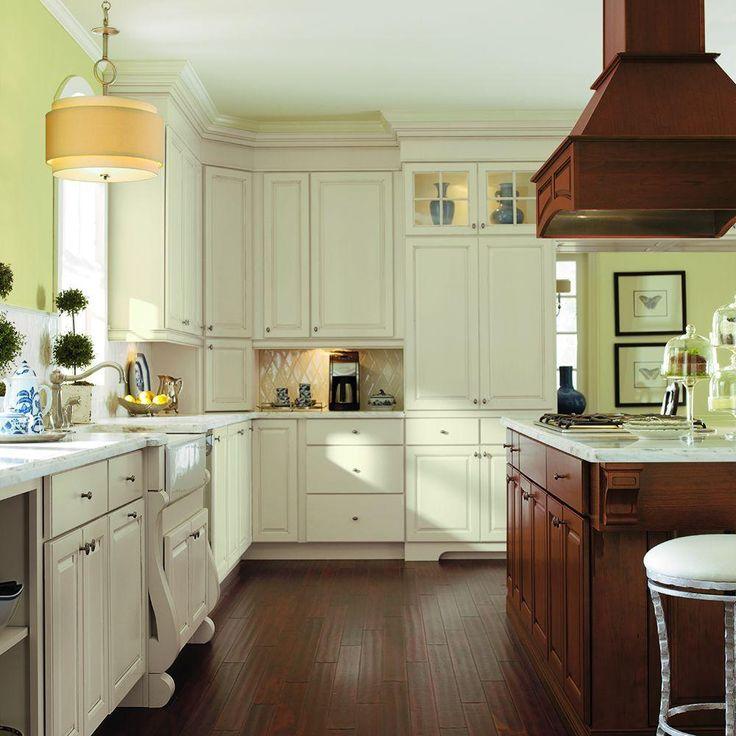 Kitchen Cabinets Thomasville: Thomasville Classic 14.5x14.5 In. Cabinet Door Sample In