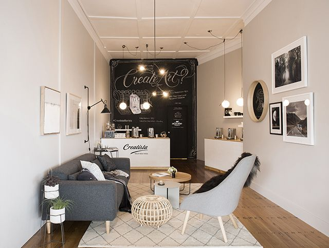 Creatista Pop-Up Café