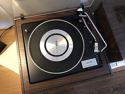 Vintage Turntable Zenith MC 9020 Automatic Turntable Record Player  | eBay