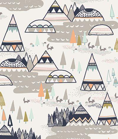 sarah waton print & pattern