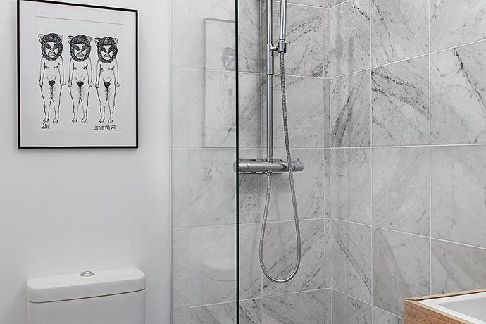 Bathroom - Gärdet | Hemnet Inspiration