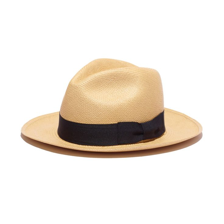 An authentic straw Panama hat is a total classic, meaning it's just as at home on the beach as it is on the streets. What's more, it's handmade in Ecuador and a