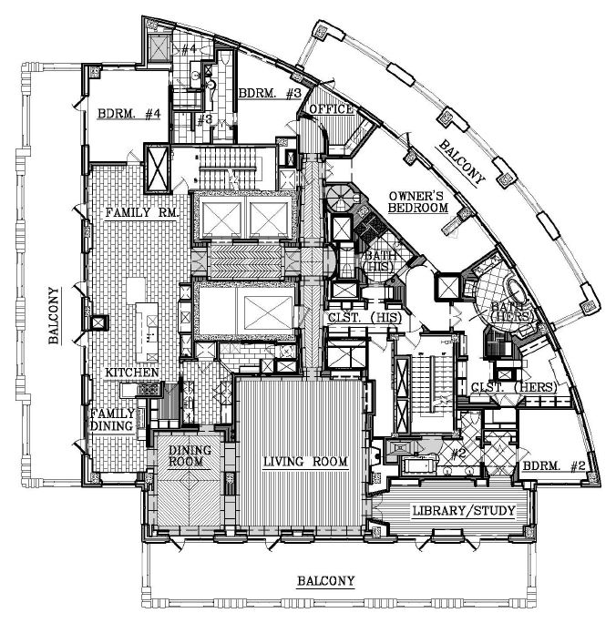 Luxury Apartments Condo Floor: 1000+ Images About Home--Floorplans: Condos On Pinterest
