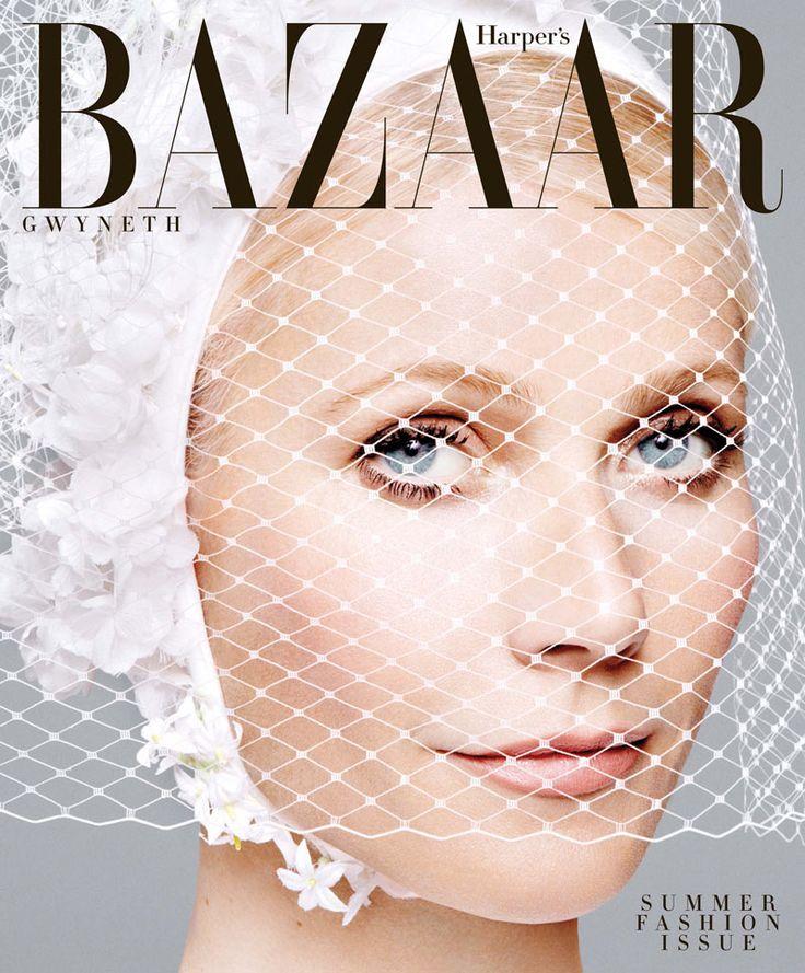 Gwyneth Paltrow for Harpers Bazaar US
