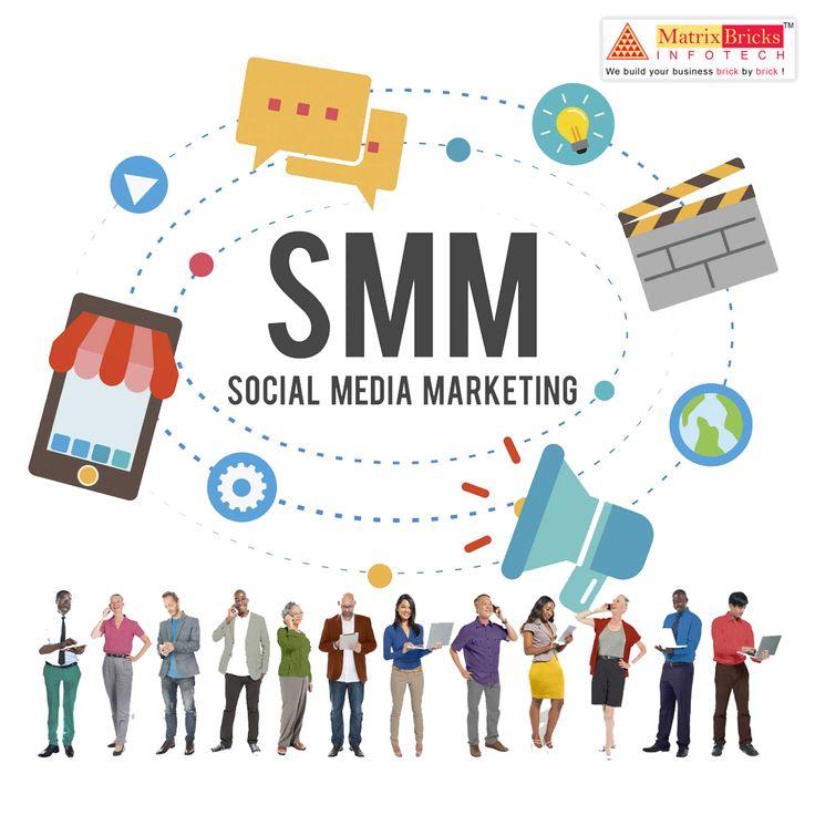 Growing Long-Term Audience & Increased Brand Equity. Social media marketing includes an exciting increase in long-term audience and brand equity. Visit us Matrix Bricks Infotech : https://goo.gl/4N48rd #socialmedia  #DigitalMarketingAgency