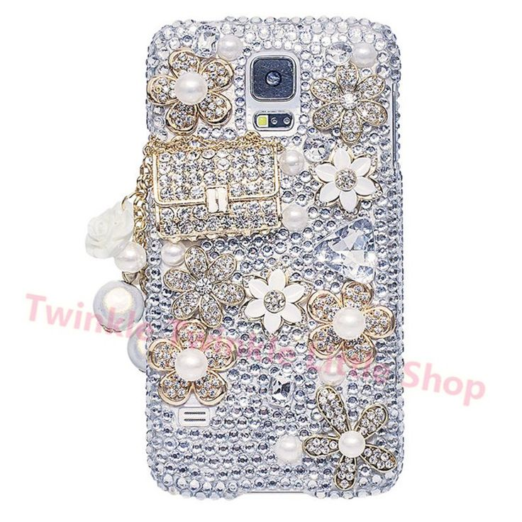 Luxury Crystal 3D Phone Cases For Samsung Galaxy S5 Note7 Note5 Phone Protective Back Cover for Samsung Note 5 Note 7 S5 Case //Price: $8.44//     #shop