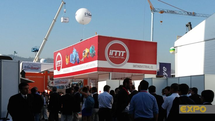IMT - Expomin 2014 www.expositor.cl